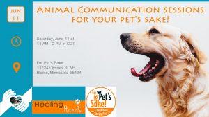Pets sake Event